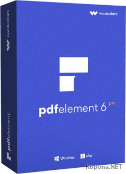 Wondershare PDFelement Professional 6.8.9.4186