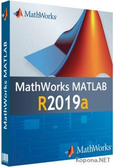 MathWorks MATLAB R2019a 9.6.0.1072779