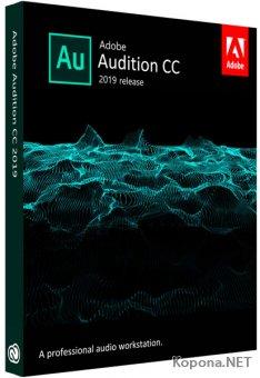 Adobe Audition CC 2019 12.1.0 Portable by punsh