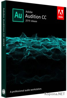 Adobe Audition CC 2019 12.1.0.182 RePack by KpoJIuK