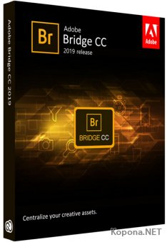 Adobe Bridge CC 2019 9.0.3.277 by m0nkrus