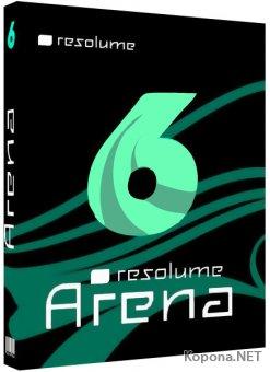 Resolume Arena 6.1.3 Rev 63441