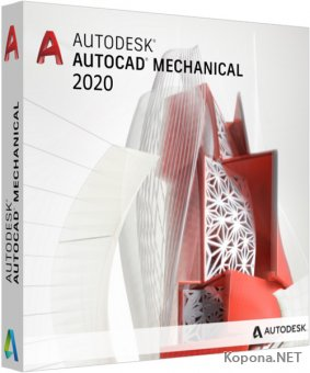 Autodesk AutoCAD Mechanical 2020 by m0nkrus
