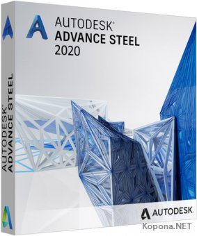 Autodesk Advance Steel 2020 by m0nkrus