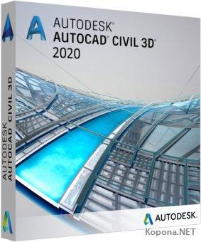Autodesk Civil 3D 2020 by m0nkrus