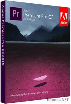 Adobe Premiere Pro CC 2019 13.1.2 Portable