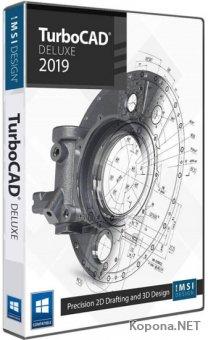 IMSI TurboCAD 2019 Deluxe 26.0 Build 24.4