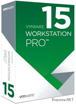 VMware Workstation Pro 15.1.0 Build 13591040 + Rus