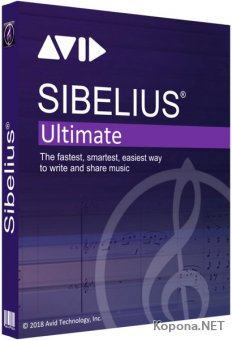 Avid Sibelius Ultimate 2019.5 Build 1469