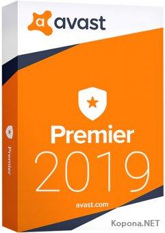 Avast Premier 19.5.2378