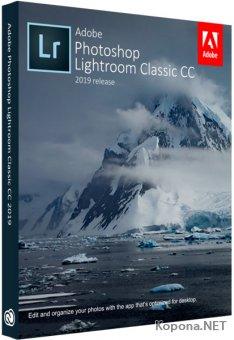 Adobe Photoshop Lightroom Classic CC 2019 8.3.1 RePack by KpoJIuK