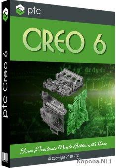 PTC Creo 6.0.1.0 + HelpCenter
