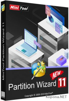 MiniTool Partition Wizard Technician 11.4.0 RePack by KpoJIuK