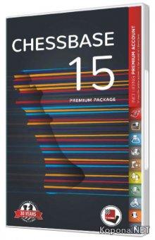 ChessBase 15.9 + Mega Database 2019