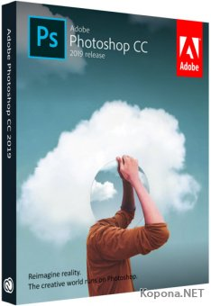 Adobe Photoshop CC 2019 20.0.5.27259 RePack by KpoJIuK