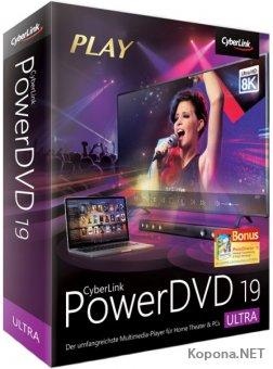 CyberLink PowerDVD Ultra 19.0.1807.62