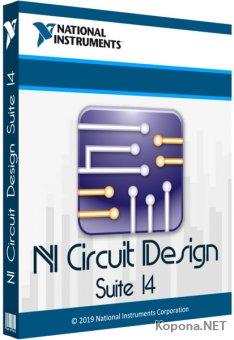 NI Circuit Design Suite 14.2.0 Multisim & Ultiboard + Rus