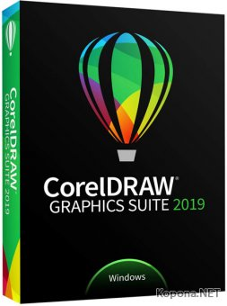 CorelDRAW Graphics Suite 2019 21.2.0.706 RePack by KpoJIuK