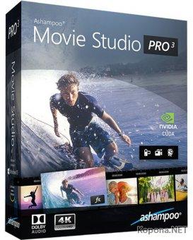 Ashampoo Movie Studio Pro 3.0.1 Final