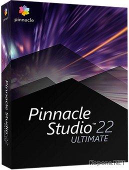 Pinnacle Studio Ultimate 22.3.0.377 + Content