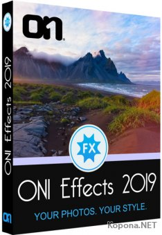 ON1 Effects 2019.5 13.5.1.7239 Portable