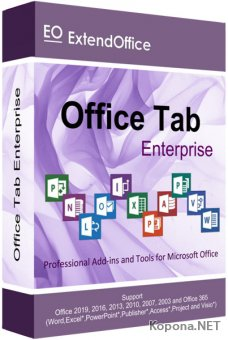 Office Tab Enterprise 14.00 RePack by KpoJIuK