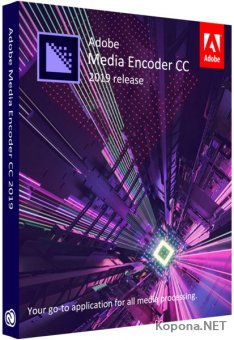 Adobe Media Encoder CC 2019 13.1.3.45 RePack by KpoJIuK