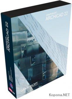GraphiSoft ArchiCAD 22 Build 6001