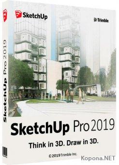 SketchUp Pro 2019 19.2.222