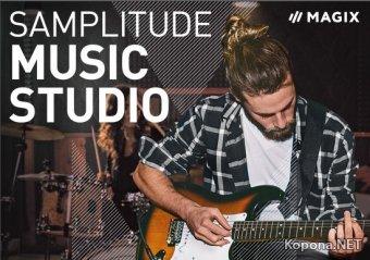 MAGIX Samplitude Music Studio 2020 25.0.0.32