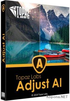 Topaz Adjust AI 1.0.5