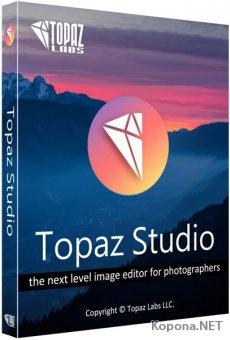 Topaz Studio 2.0.4 RePack & Portable by TryRooM