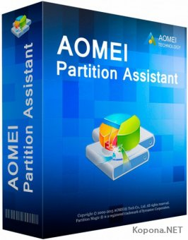 AOMEI Partition Assistant 8.4 All Editions + Retail + Portable