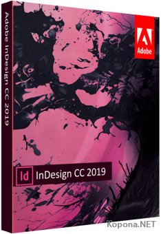Adobe InDesign CC 2019 14.0.3.422 RePack by KpoJIuK