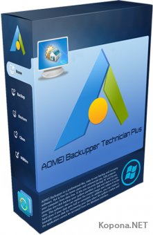AOMEI Backupper Technician Plus 5.1.0 RePack by KpoJIuK