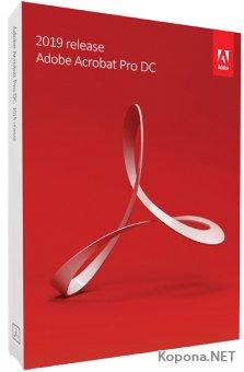 Adobe Acrobat Pro DC 2019.012.20036