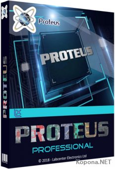 Proteus Professional 8.9 SP0 Build 27865
