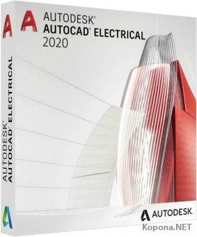 Autodesk AutoCAD Electrical 2020.0.1