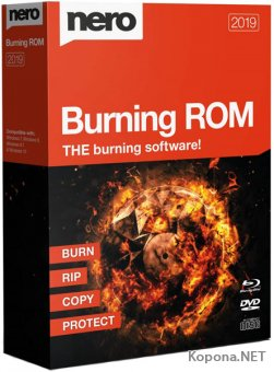 Nero Burning ROM & Nero Express 2019 20.0.2014 Portable by Alz50