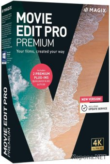 MAGIX Movie Edit Pro 2020 Premium 19.0.1.18 + Rus