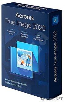 Acronis True Image 2020 Build 20770 + BootCD