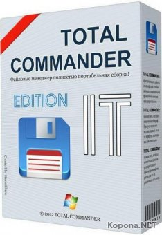 Total Commander 9.22a IT Edition 4.1 Final