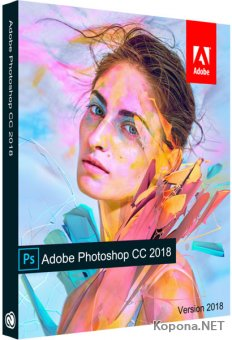 Adobe Photoshop CC 2018 19.1.9 by m0nkrus