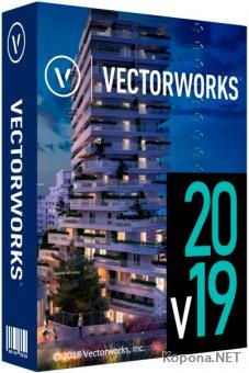 Vectorworks 2019 SP5.2 Build 507608