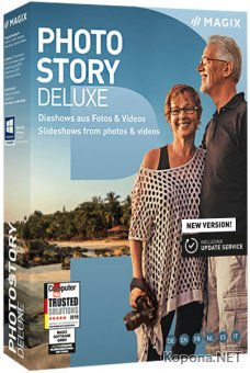 MAGIX Photostory 2020 Deluxe 19.0.1.18 + Content