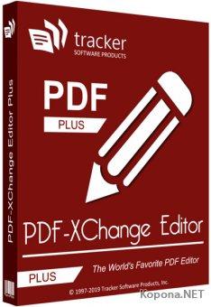 PDF-XChange Editor Plus 8.0.333.0 RePack + Portable by KpoJIuK