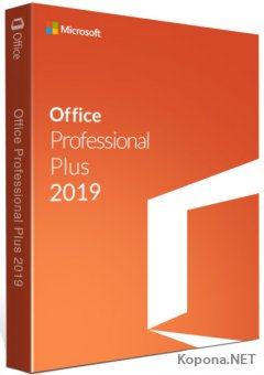 Microsoft Office 2016-2019 Pro Plus / Standard + Visio + Project 16.0.11929.20300 RePack by KpoJIuK (2019.09)