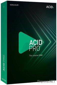 MAGIX ACID Pro 9.0.3 Build 26