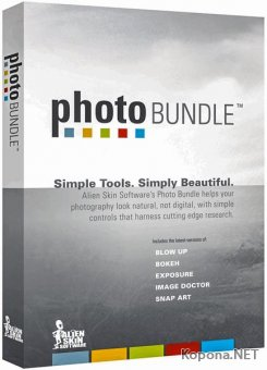Alien Skin Software Photo Bundle Collection 09.2019