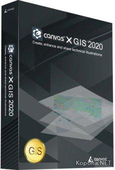 ACD Systems Canvas X GIS 2020 20.0 Build 390